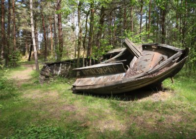 Mazirbes laivu kapsēta. Foto_ Ainars Gaidis