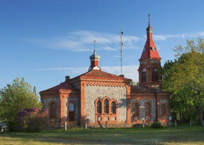Pareizticīgo baznīca Kolkā. Foto_ Ainars Gaidis